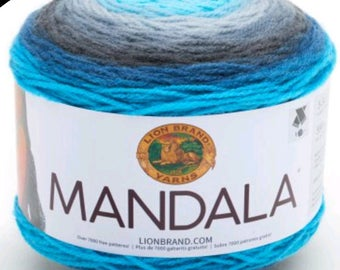 Mandala Yarn - Lion Brand - Spirit