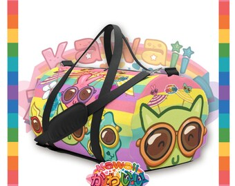 Kawaii Universe - Cute Vacation Pals Travel Bag / Duffel