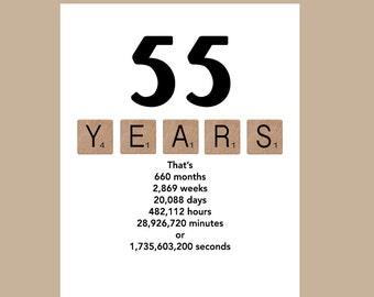 il_340x270.904702253_j4ke?version=0 40th birthday card 40 birthday milestone birthday the big