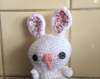 Tiny bunny teddy