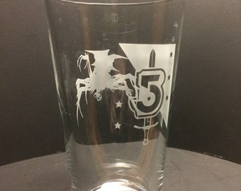 Babylon 5 Glass