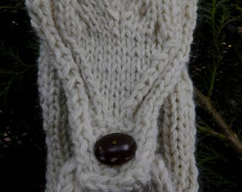 Ear warmer by Delphi Valley Alpacas