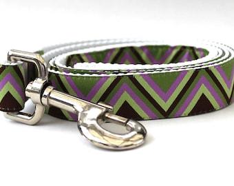 Mod Purple Dog Leash