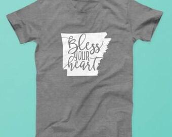 Arkansas Bless Your Heart T-Shirt