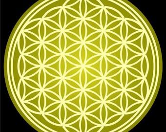 Crystal grid - G
