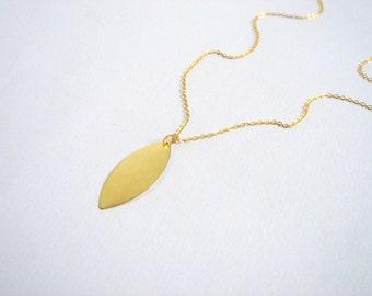 Brass  Necklace,