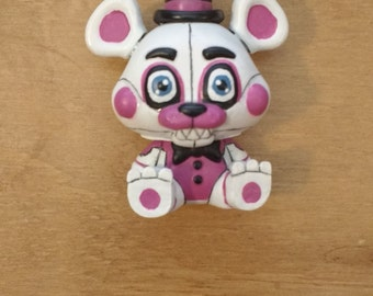 Custom Five Nights at Freddy's Funtime Freddy from Sister Location Mini Mystery Figure Funko
