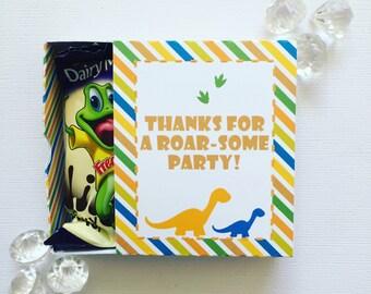 Dinosaur matchboxes