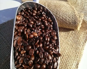 1lb Indian Monsoon Malabar home roasted coffee