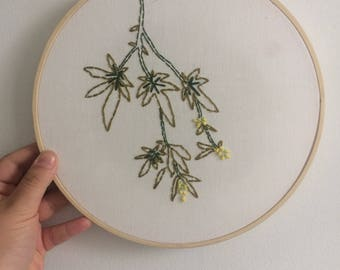 Sentimental embroidery #42