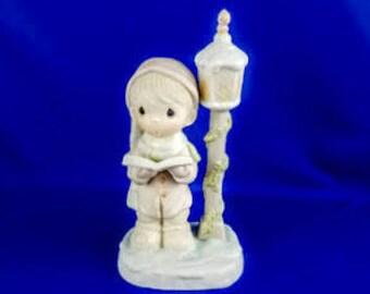 O Come All Ye Faithful Precious Moments Figurine