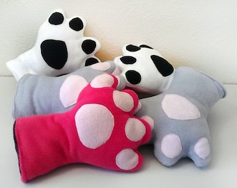 Cosplay Paw Gloves