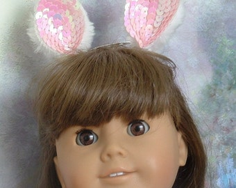 Bunny Ears for your 18 Inch Doll
