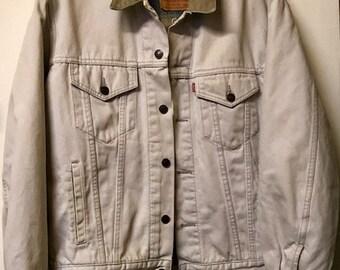 Vintage Stone Levi Jacket
