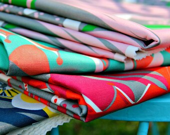 Fabric per yard in Carnival of Tides Pattern