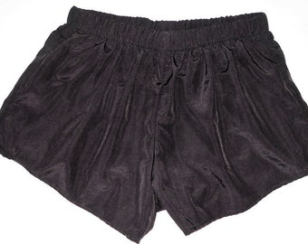 Black Shorts By Stately accent all figures