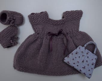 Waldorf doll - dress
