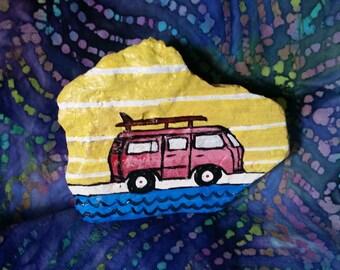 Volkswagen Van themed Rock