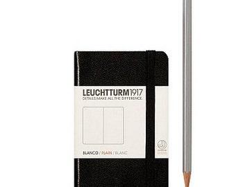 Leuchtturm1917 Notebook Mini (A7 - plain/blanko)