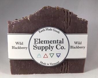 Wild Blackberry Soap