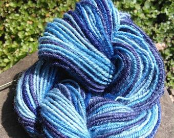 Handspun yarn merino