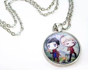Merlin Pendant Necklace