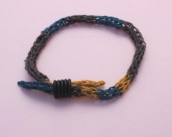 Rope Bracelet, Crochet, Knitted, Best Friend Bracelet, Best friend Gift, Minimalist, Dainty, Summer, Surf, Surfer Bracelet, Beach, Beachy