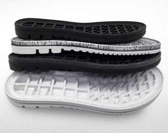 Lightweight Soles for sneakers -  Women rubber soles for felted and leather women shoes - Soles women footwear - Soles for felted boots