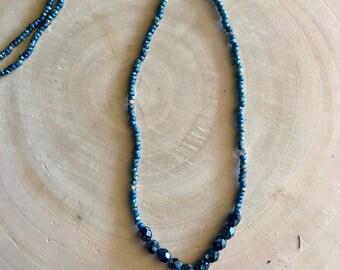 Casual Hamsa necklace
