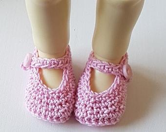 Sprocket Shoes Powder Pink
