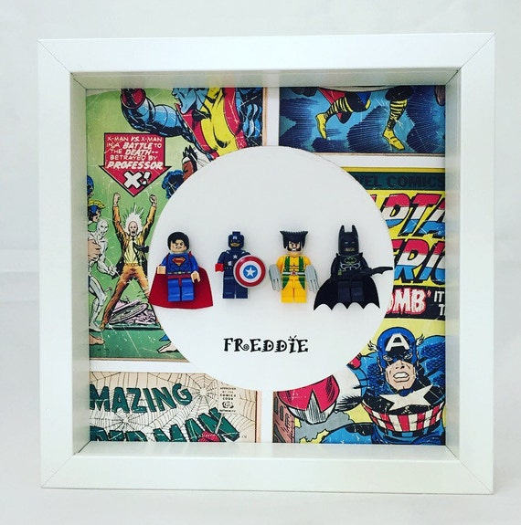 Personalized Super Hero Gifts
