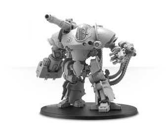 Mechanicum Thanatar-Calix Siege-Automata warhammer wargames
