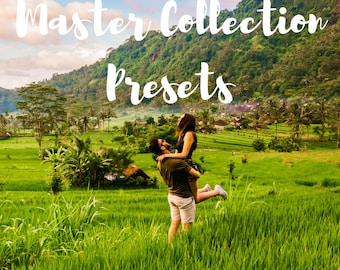 Master Collection - Lightroom Presets