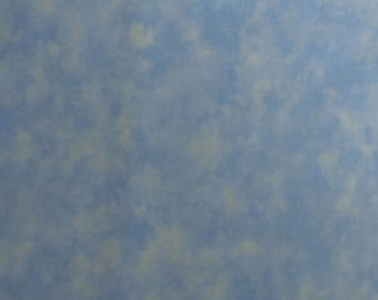 Cotton Fabric,Moda Marbles #9810, Quilt, Home Decor, Clothing,Sky Blue,Fast Shipping,SB122