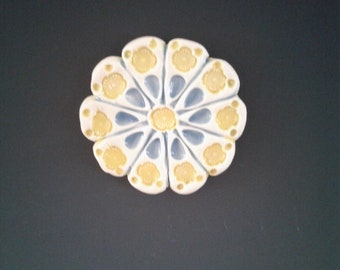 Victoria, Floral Magnet