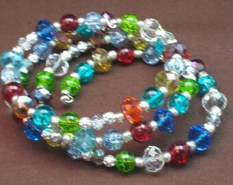 Dressy Colorful Bracelet