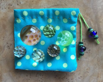 Colorful Handmade Contemporary Glass Marbles Borosilicate