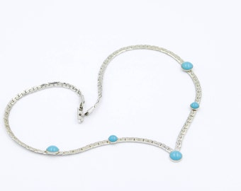 Sarah Coventry Summer Skies Necklace Vintage Sarah Coventry Summer Skies necklace