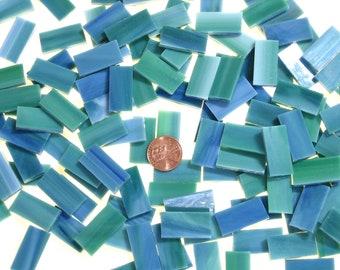 Bluegreen Mosaic Tile