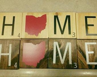 Home Tile Set- Ohio