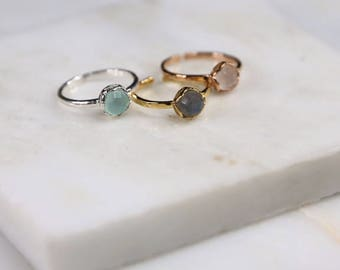 Fine Treasures Gemstone Ring