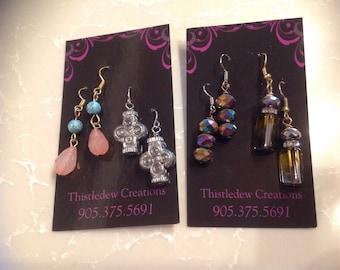 Handmade earrings multi pack