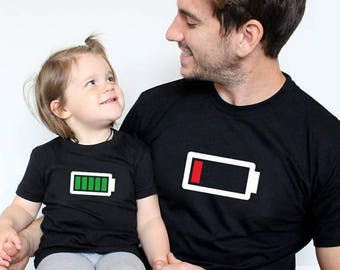 Dad and son matching shirts dad and daughter matching shirts daddy and son shirts daddy and daughter shirts fathers day gift mother and son