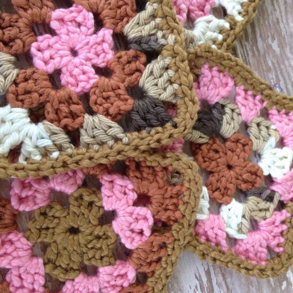 Coasters Crochet Cotton Coasters Mug Rugs Boho Crochet Home
