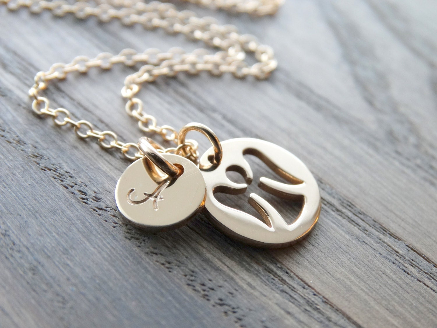 loss infant baby feet remembrance necklace jewelry on miscarriage date mind heart forever in gold always my memorial personalized