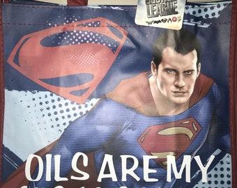 Superman Essential Oil Swag Bag