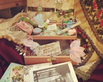 Artisan inspiration box