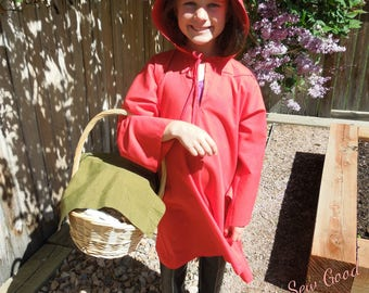 Riding Hood for Toddler/Child