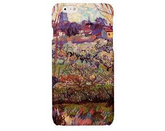Vincent van Gogh iPhone 8 iPhone X iPhone 7 case iPhone case iPhone 8 7 6 Plus artwork iPhone 5 SE iPhone case Samsung Galaxy S8 S6 S7 S9