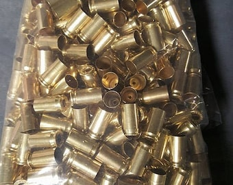 380 Auto processed brass casings for crafting or reloading 500ct